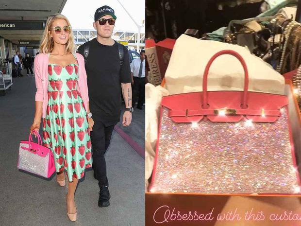 Paris Hilton vui tay sắm túi Hermès bé xíu cho cún cưng, soi giá xong mà giật mình! - Ảnh 9.