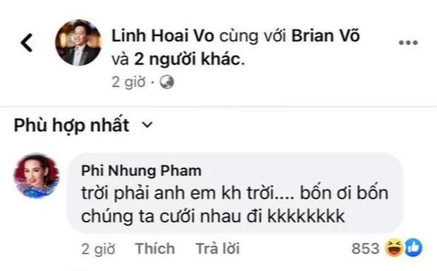 Cả dàn sao Việt đều ối giời ơi khi thấy NS Hoài Linh mặc vest siêu bảnh, riêng Phi Nhung rớt liêm sỉ cầu hôn luôn - Ảnh 4.