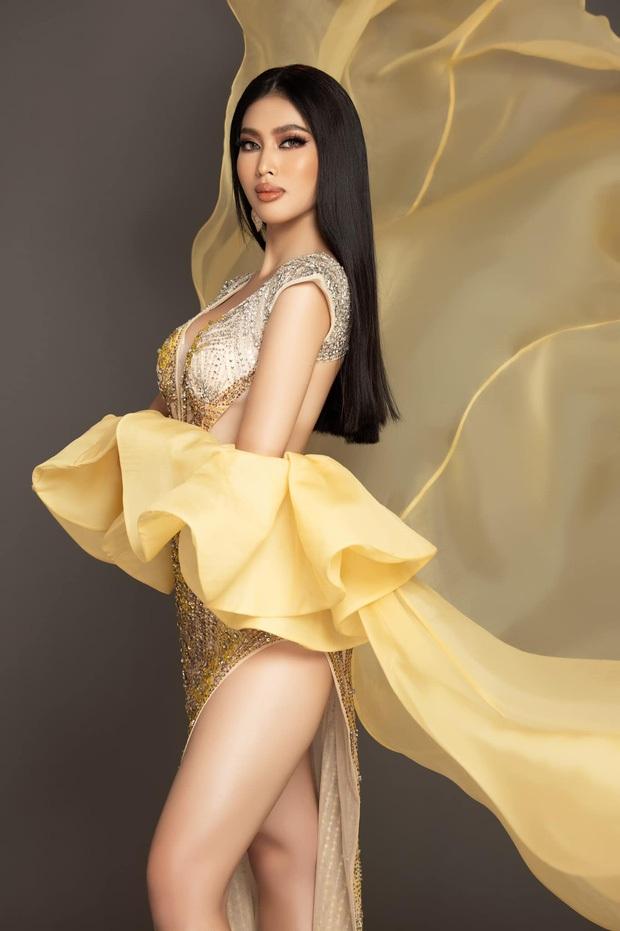 """Ngọc Thảo và hành trình tới top 20 Miss Grand 2020: Thần thái và body cực đỉnh, đôi chân dài 1m11 """"cực phẩm"""" nhưng học vấn gây tranh cãi? - Ảnh 3."""