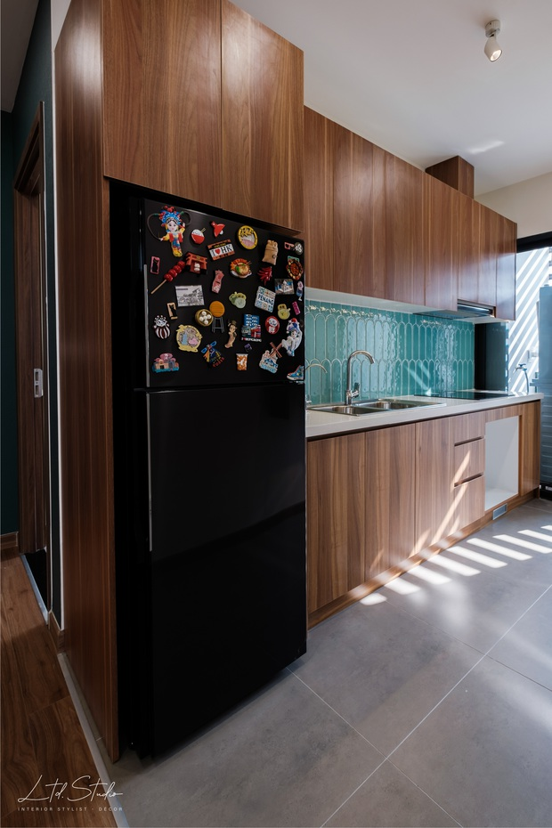 Thuê stylist tân trang căn hộ với phong cách Japandi, chủ nhà nhận thành quả chỉ biết thốt lên từ hoàn hảo - Ảnh 5.