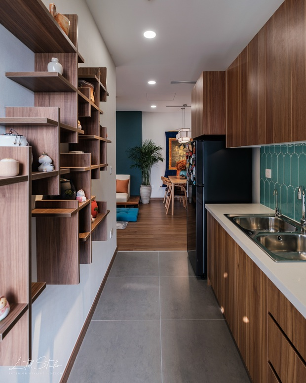 Thuê stylist tân trang căn hộ với phong cách Japandi, chủ nhà nhận thành quả chỉ biết thốt lên từ hoàn hảo - Ảnh 6.