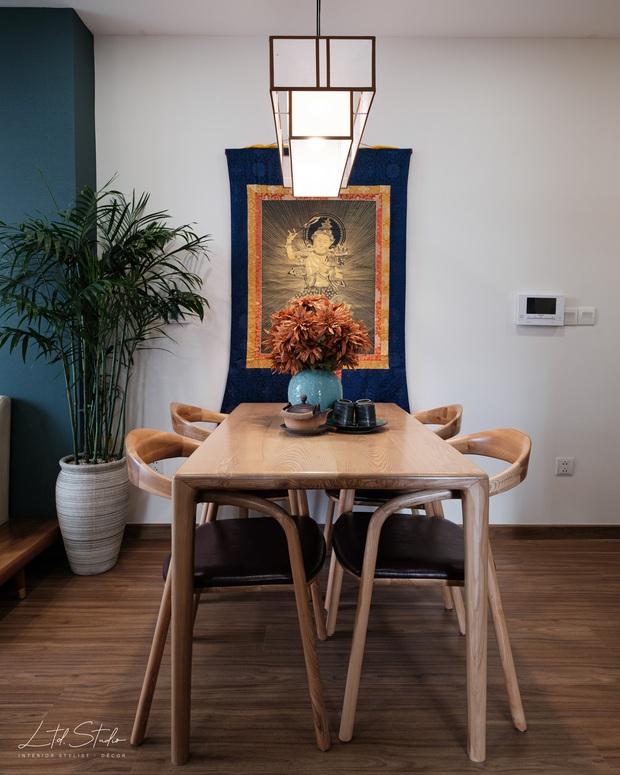 Thuê stylist tân trang căn hộ với phong cách Japandi, chủ nhà nhận thành quả chỉ biết thốt lên từ hoàn hảo - Ảnh 4.