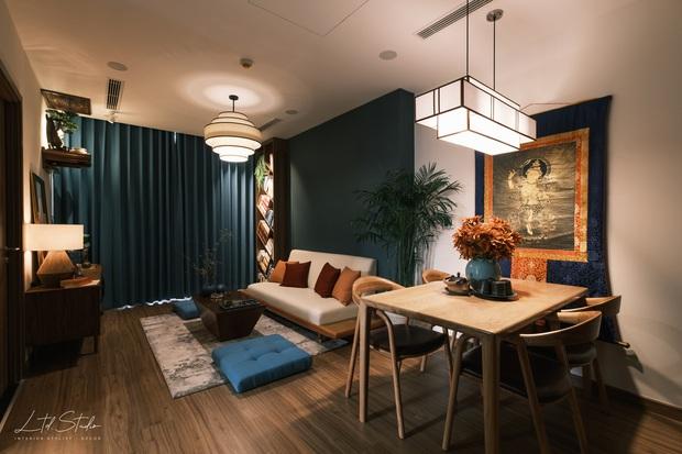 Thuê stylist tân trang căn hộ với phong cách Japandi, chủ nhà nhận thành quả chỉ biết thốt lên từ hoàn hảo - Ảnh 9.