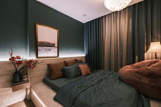 Thuê stylist tân trang căn hộ với phong cách Japandi, chủ nhà nhận thành quả chỉ biết thốt lên từ hoàn hảo - Ảnh 11.