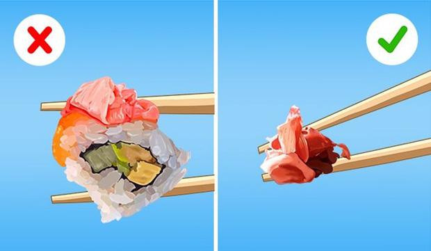 Nam đầu bếp chỉ ra 4 sai lầm cơ bản của người Việt khi ăn sushi, bạn có chắc mình đã thưởng thức món này đúng cách? - Ảnh 4.