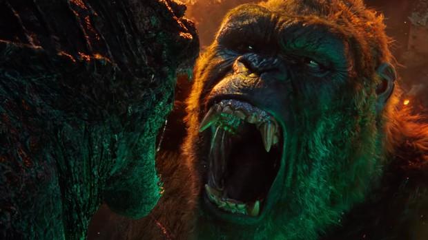 Bị Godzilla tẩn cho nhừ tử, chàng Kong quê Ninh Bình vẫn là anh hùng đỉnh nhất trong bom tấn lập kỉ lục phòng vé Việt! - Ảnh 7.