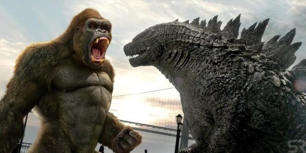 Bị Godzilla tẩn cho nhừ tử, chàng Kong quê Ninh Bình vẫn là anh hùng đỉnh nhất trong bom tấn lập kỉ lục phòng vé Việt! - Ảnh 3.