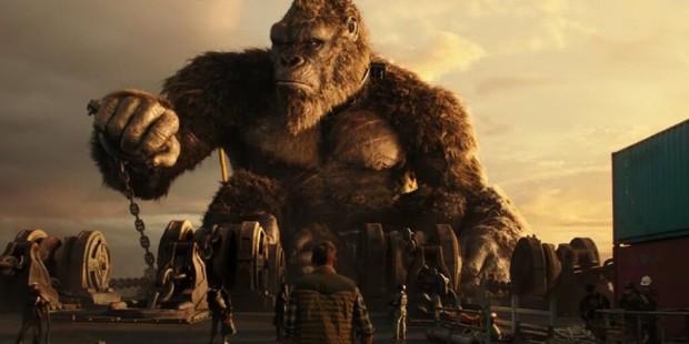 Bị Godzilla tẩn cho nhừ tử, chàng Kong quê Ninh Bình vẫn là anh hùng đỉnh nhất trong bom tấn lập kỉ lục phòng vé Việt! - Ảnh 2.