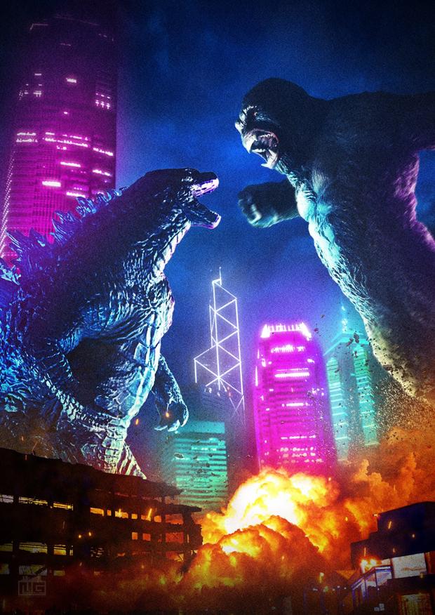 Bị Godzilla tẩn cho nhừ tử, chàng Kong quê Ninh Bình vẫn là anh hùng đỉnh nhất trong bom tấn lập kỉ lục phòng vé Việt! - Ảnh 12.