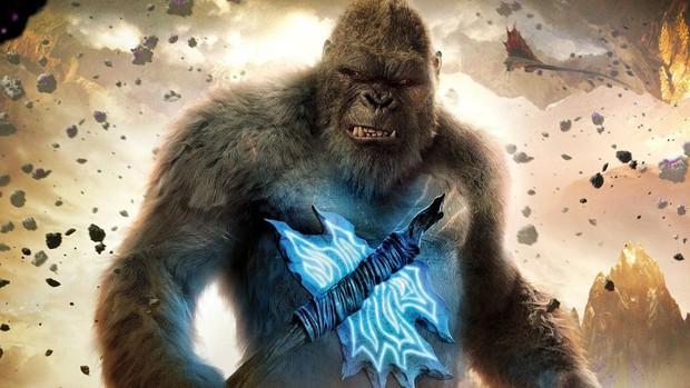 Bị Godzilla tẩn cho nhừ tử, chàng Kong quê Ninh Bình vẫn là anh hùng đỉnh nhất trong bom tấn lập kỉ lục phòng vé Việt! - Ảnh 1.