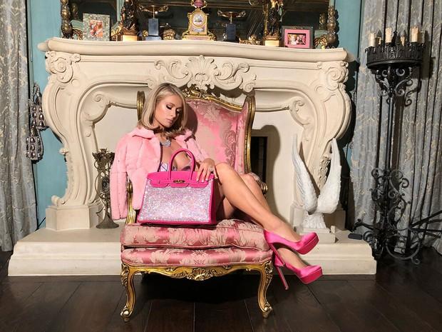 Paris Hilton vui tay sắm túi Hermès bé xíu cho cún cưng, soi giá xong mà giật mình! - Ảnh 8.