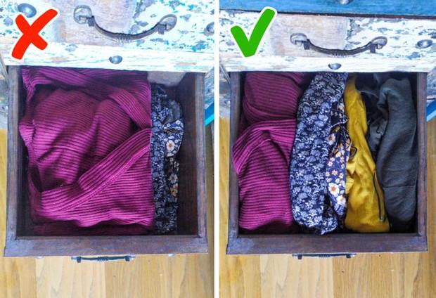 10 sai lầm trong sắp xếp đồ đạc khiến bạn mất thời gian và muốn nổ tung mỗi khi tìm kiếm - Ảnh 7.