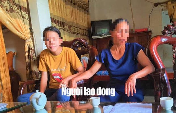Quảng Bình: Điều tra vụ bé gái thiểu năng 15 tuổi tố bị người dượng hãm hiếp suốt 3 năm - Ảnh 1.