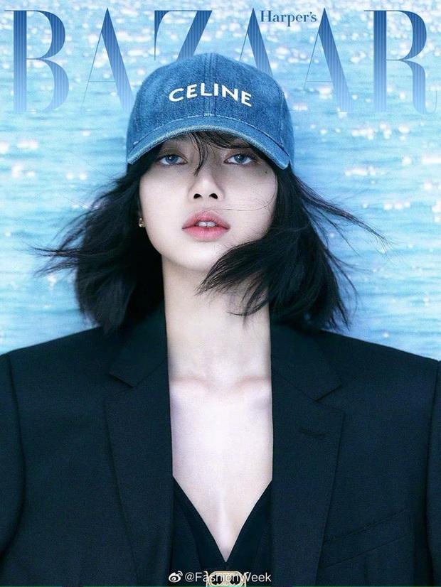 Toàn bộ ảnh của Lisa trên tạp chí lớn bị xoá gấp trên Weibo, chuyện gì đang xảy ra? - Ảnh 2.