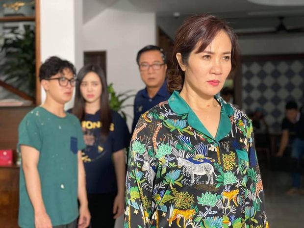 Nhã Phương lột xác cực gắt, chạy đua với bão phim truyền hình Việt tháng 4 đủ vị Bắc - Nam - Ảnh 2.
