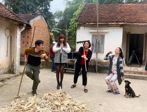 Nhã Phương lột xác cực gắt, chạy đua với bão phim truyền hình Việt tháng 4 đủ vị Bắc - Nam - Ảnh 21.