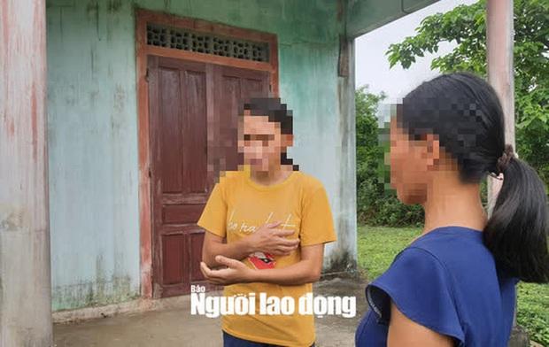 Quảng Bình: Điều tra vụ bé gái thiểu năng 15 tuổi tố bị người dượng hãm hiếp suốt 3 năm - Ảnh 3.