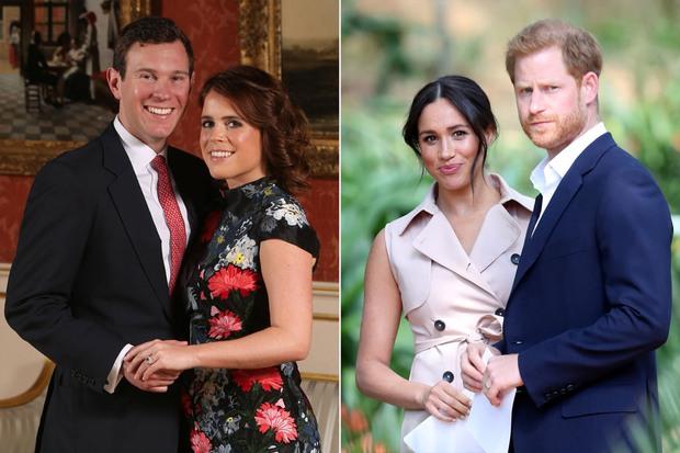 """Vô tình hay cố ý? Cứ khi Hoàng gia Anh có sự kiện trọng đại, vợ chồng Meghan lại có cách """"giật spotlight"""" đầy tình cờ như thế này - Ảnh 3."""