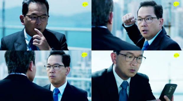 25 năm vàng son cùng TVB trước khi qua đời của Công Tôn Sách Liêu Khải Trí: Nổi danh nhờ vai phụ, chật vật sau khi dứt áo ra đi - Ảnh 8.