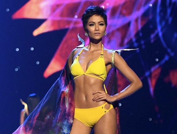 """HHen Niê tiết lộ số đo body sau 3 năm lọt top 5 Miss Universe, vòng eo 59cm còn cân nặng mới là """"twist"""" gây bất ngờ? - Ảnh 4."""