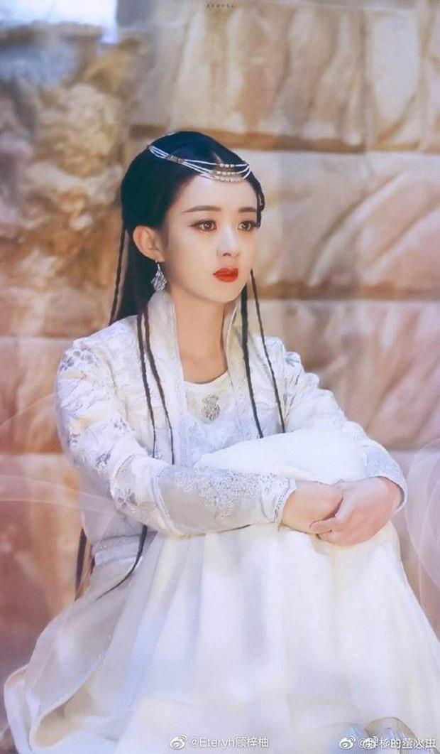 Triệu Lệ Dĩnh bay màu, Đặng Luân lái đàn chị hơn 19 tuổi ở tiền truyện của Như Ý - Chân Hoàn? - Ảnh 6.