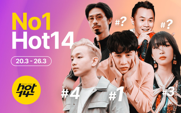 Liên minh BLACKPINK Đen Vâu và Binz chỉ mất 1 ngày để vào thẳng top bài hát tuần, cạnh tranh No.1 cùng Văn Mai Hương và Jack - Ảnh 1.