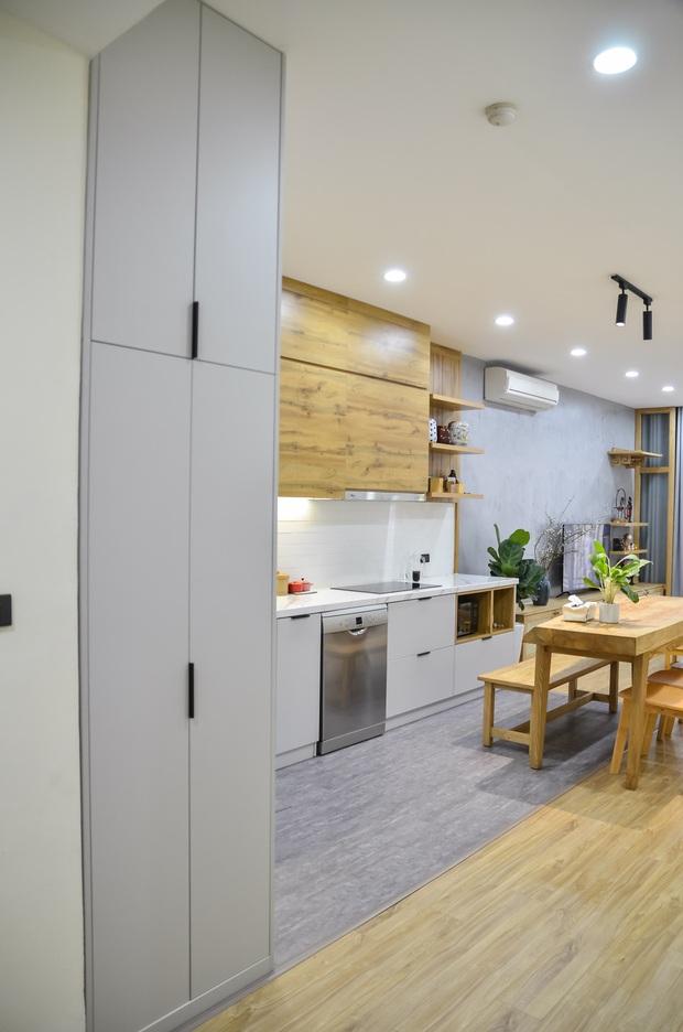Phải trả góp nhưng vẫn dư dả sắm sửa, decor, vợ chồng KTS chỉ ra bí quyết cân bằng giữa tiền mua nhà và đầu tư nội thất - Ảnh 5.