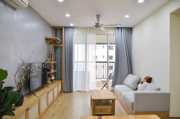 Phải trả góp nhưng vẫn dư dả sắm sửa, decor, vợ chồng KTS chỉ ra bí quyết cân bằng giữa tiền mua nhà và đầu tư nội thất - Ảnh 1.