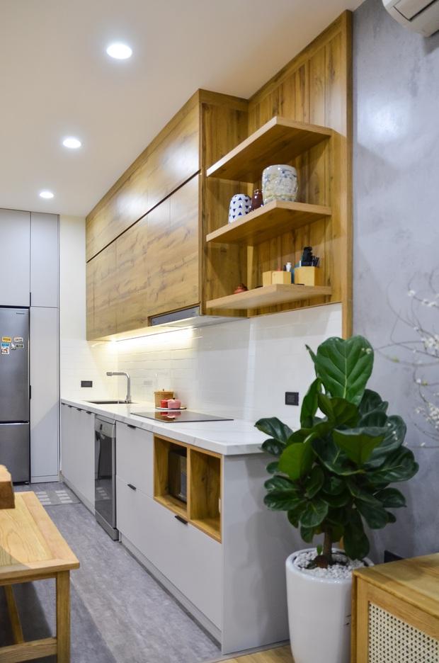 Phải trả góp nhưng vẫn dư dả sắm sửa, decor, vợ chồng KTS chỉ ra bí quyết cân bằng giữa tiền mua nhà và đầu tư nội thất - Ảnh 8.