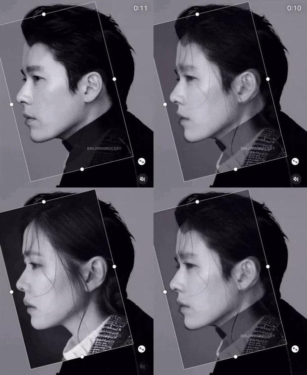 Hot lại ảnh Hyun Bin - Son Ye Jin lộ đặc điểm giống hệt nhau, tướng phu thê trong truyền thuyết đích thị là đây! - Ảnh 5.