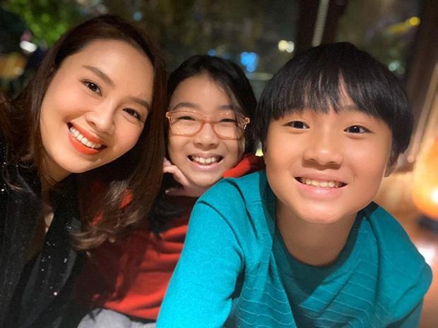 Cậu ấm, cô chiêu dàn diễn viên VTV: Toàn cho con học trường siêu rẻ, riêng con Hồng Diễm bé tí nhưng đã biết bức xúc thay mẹ - Ảnh 6.