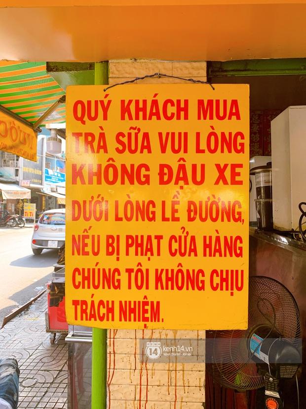 Tiệm trà sữa chảnh nhất Sài Gòn: Ai mua nhiều quá thì hổng bán, uống có ngon không mà phải xếp hàng mệt dữ vậy? - Ảnh 7.