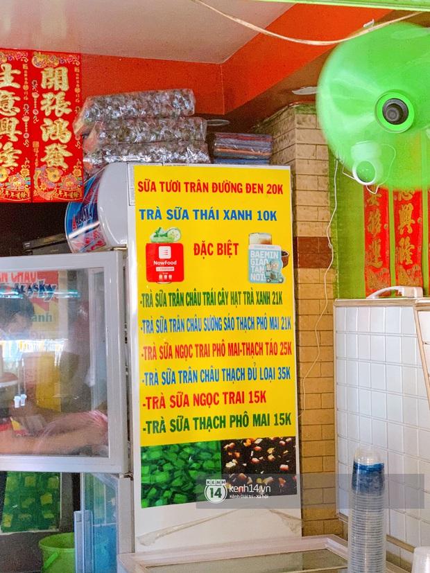 Tiệm trà sữa chảnh nhất Sài Gòn: Ai mua nhiều quá thì hổng bán, uống có ngon không mà phải xếp hàng mệt dữ vậy? - Ảnh 8.