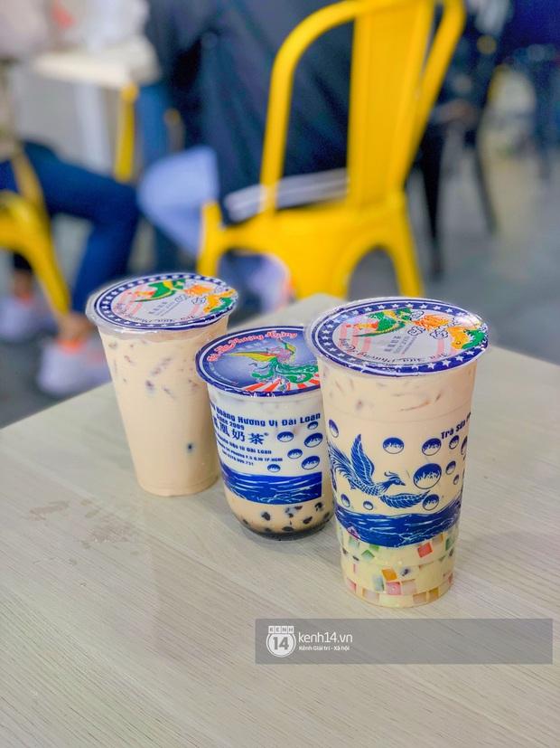 Tiệm trà sữa chảnh nhất Sài Gòn: Ai mua nhiều quá thì hổng bán, uống có ngon không mà phải xếp hàng mệt dữ vậy? - Ảnh 9.