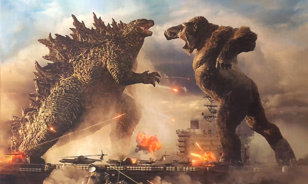 6 tình tiết ngớ ngẩn của bom tấn doanh thu cao kỷ lục Việt Nam Godzilla vs. Kong - Ảnh 1.