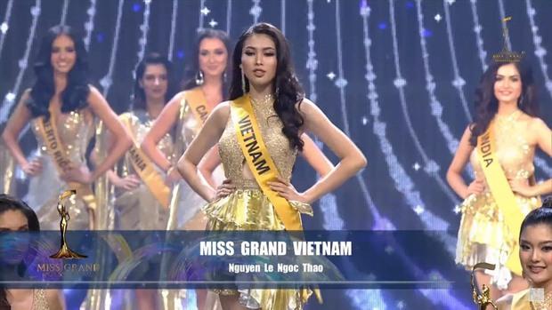 Động thái đầu tiên trên MXH của Ngọc Thảo hậu dừng chân ở top 20 Miss Grand International 2020 - Ảnh 6.