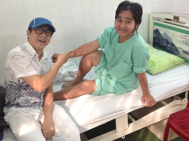 Anh trai Thành Lộc: Hết sạch tiền phải đem đồng hồ đi cầm, tiêu tiền của học trò và nằm khóc - Ảnh 4.