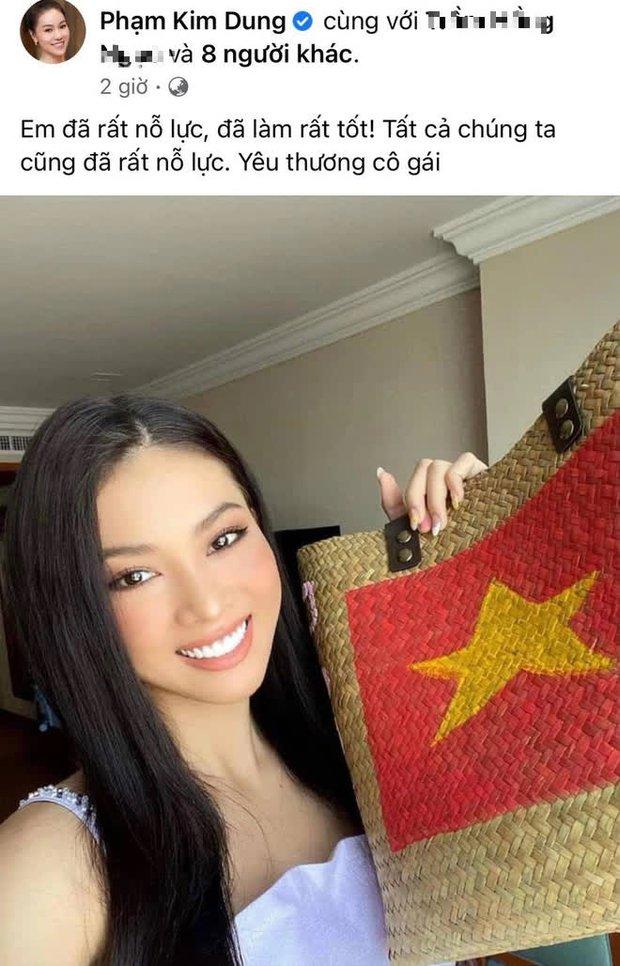 Động thái đầu tiên trên MXH của Ngọc Thảo hậu dừng chân ở top 20 Miss Grand International 2020 - Ảnh 2.
