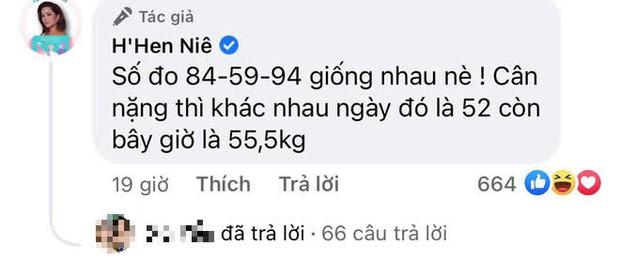 """HHen Niê tiết lộ số đo body sau 3 năm lọt top 5 Miss Universe, vòng eo 59cm còn cân nặng mới là """"twist"""" gây bất ngờ? - Ảnh 2."""