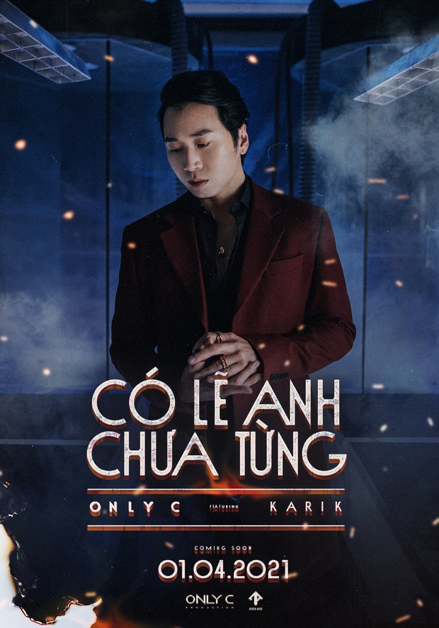 Ca khúc mới của Only C kết hợp với Karik được lấy cảm hứng từ... Đen Vâu? - Ảnh 3.