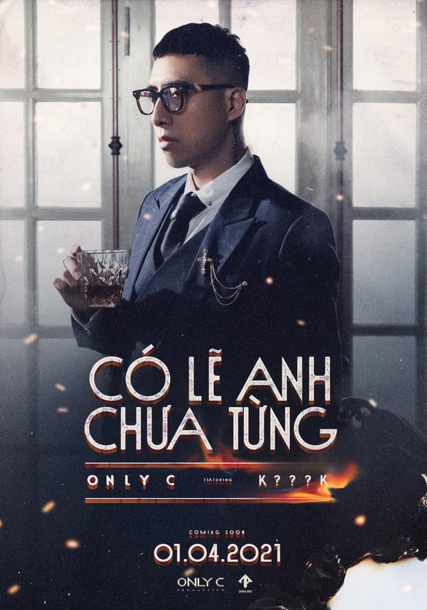 Ca khúc mới của Only C kết hợp với Karik được lấy cảm hứng từ... Đen Vâu? - Ảnh 2.