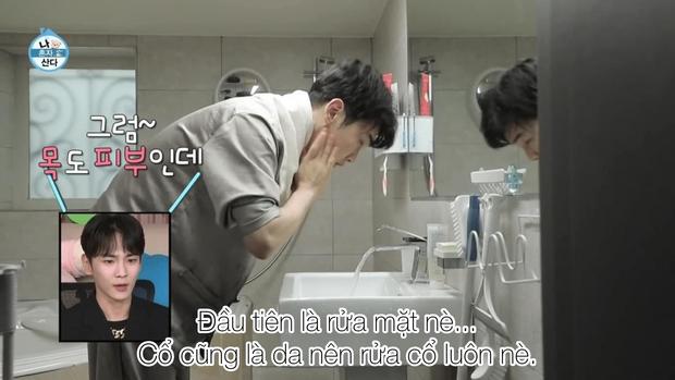 Tranh cãi cách tắm gội của Key (SHINee): Rửa mặt trước hay gội đầu trước? - Ảnh 2.