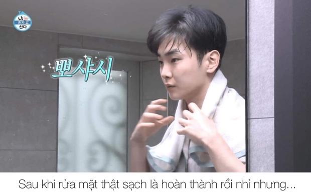 Tranh cãi cách tắm gội của Key (SHINee): Rửa mặt trước hay gội đầu trước? - Ảnh 3.