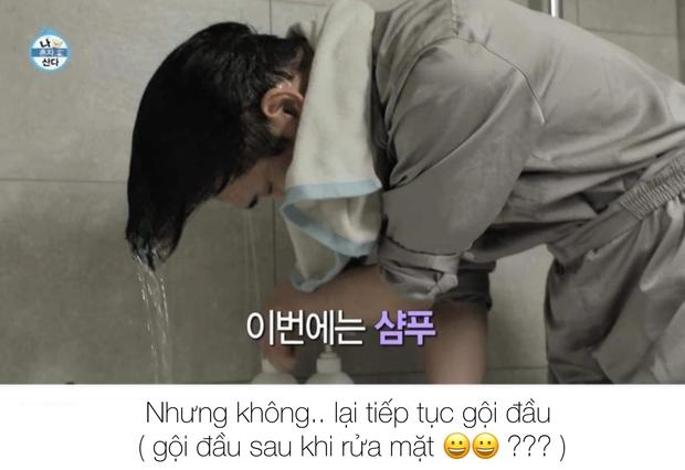 Tranh cãi cách tắm gội của Key (SHINee): Rửa mặt trước hay gội đầu trước? - Ảnh 4.