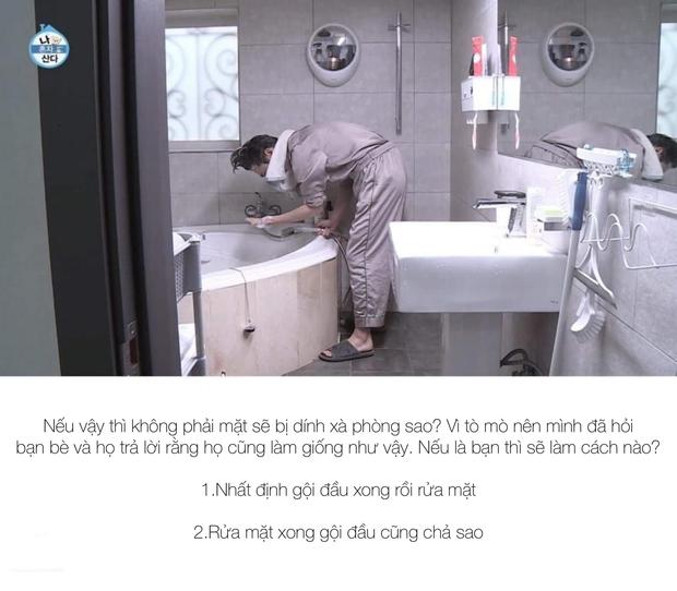 Tranh cãi cách tắm gội của Key (SHINee): Rửa mặt trước hay gội đầu trước? - Ảnh 6.