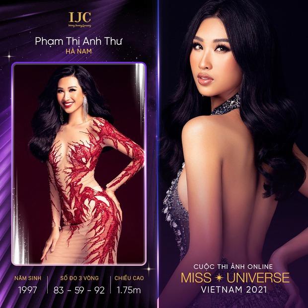 Xuất hiện thí sinh Hoa hậu Hoàn vũ Việt Nam 2021 dành cả thanh xuân để đi thi nhan sắc! - Ảnh 1.