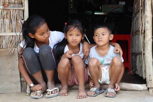 Cha bị tai nạn giao thông, cả gia đình với 3 đứa trẻ rơi vào cùng cực: Chỉ sợ mình không đủ tiền cho các con học tiếp - Ảnh 2.