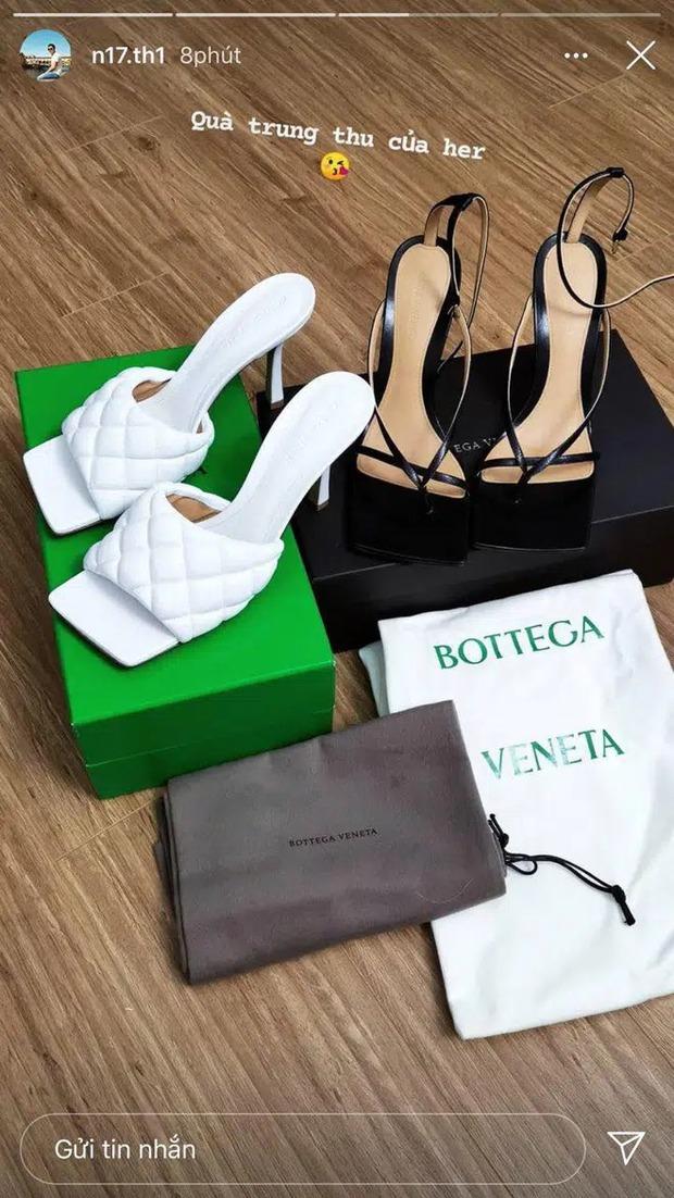 Thiếu gia bị tố nhận vơ 2 đôi giày 41 triệu tặng bạn gái, sốc hơn chính là danh tính người bóc phốt - Ảnh 3.