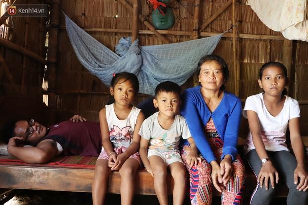 Cha bị tai nạn giao thông, cả gia đình với 3 đứa trẻ rơi vào cùng cực: Chỉ sợ mình không đủ tiền cho các con học tiếp - Ảnh 13.