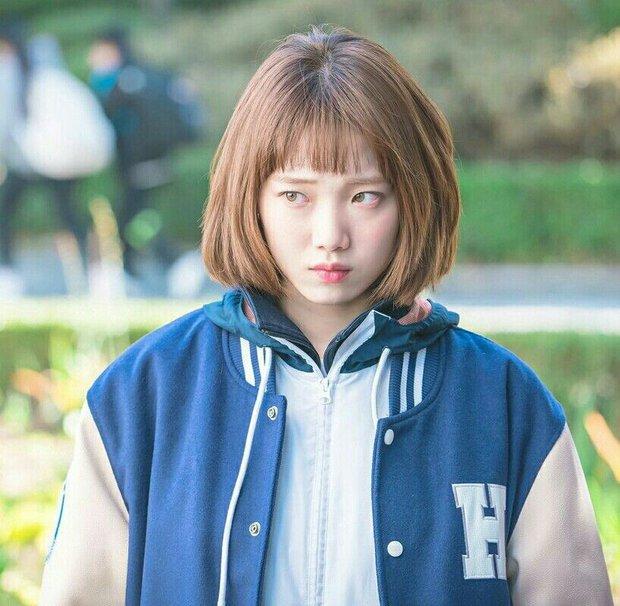 Nhan sắc ngoài đời của mỹ nhân Hàn thủ vai xấu xí: Suzy mặt mộc đẹp choáng váng, Lee Sung Kyung - Han Hyo Joo 1 trời 1 vực - Ảnh 5.